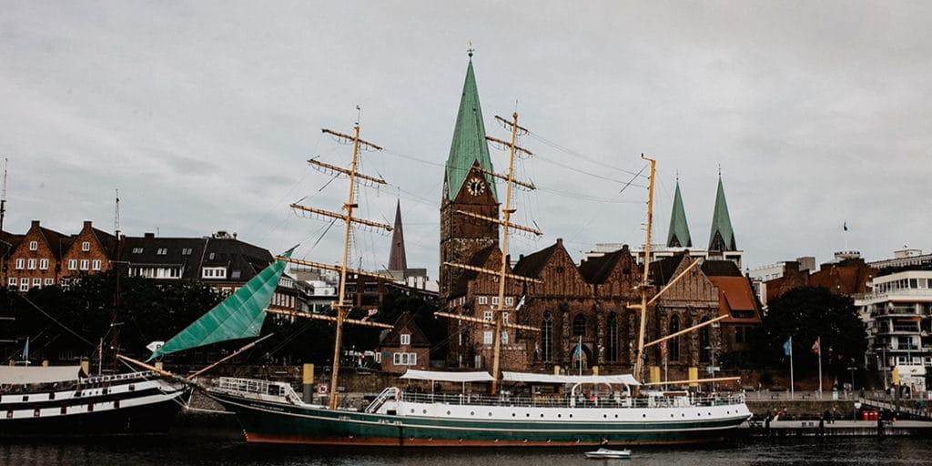 Geocaching Tour Bremen